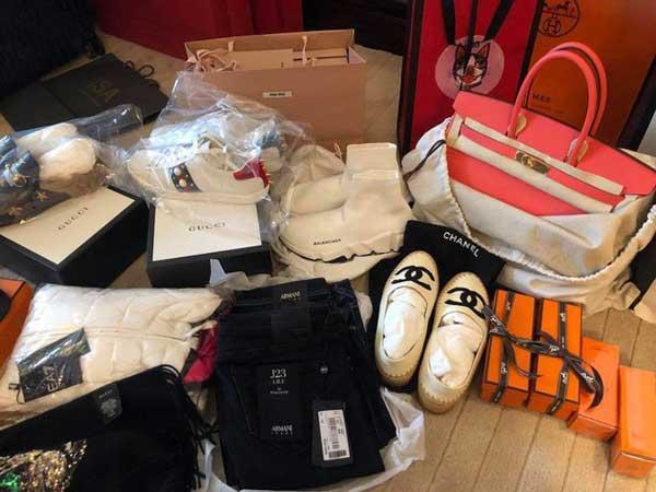 Đẳng cấp mua sắm hàng hiệu của Mai Phương Thúy: tậu đồ mới để đỡ mất công chọn lại đồ trong tủ-6