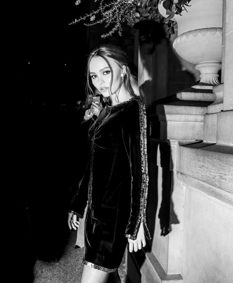 Hoa đán Châu Tấn lạ lẫm cá tính trong kiểu tóc ngắn tại show Chanel ở New York-5