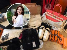 Đẳng cấp mua sắm hàng hiệu của Mai Phương Thúy: tậu đồ mới để đỡ mất công chọn lại đồ trong tủ