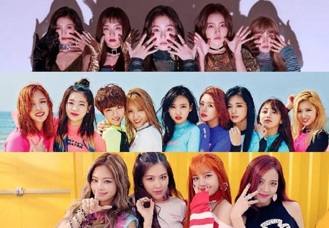 Lý do khiến Red Velvet chưa thể trở thành nữ hoàng Kpop như Twice-1