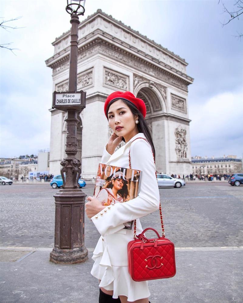 Trước tan hoang, Khải Hoàn Môn từng rất đẹp qua ảnh du khách check-in-8