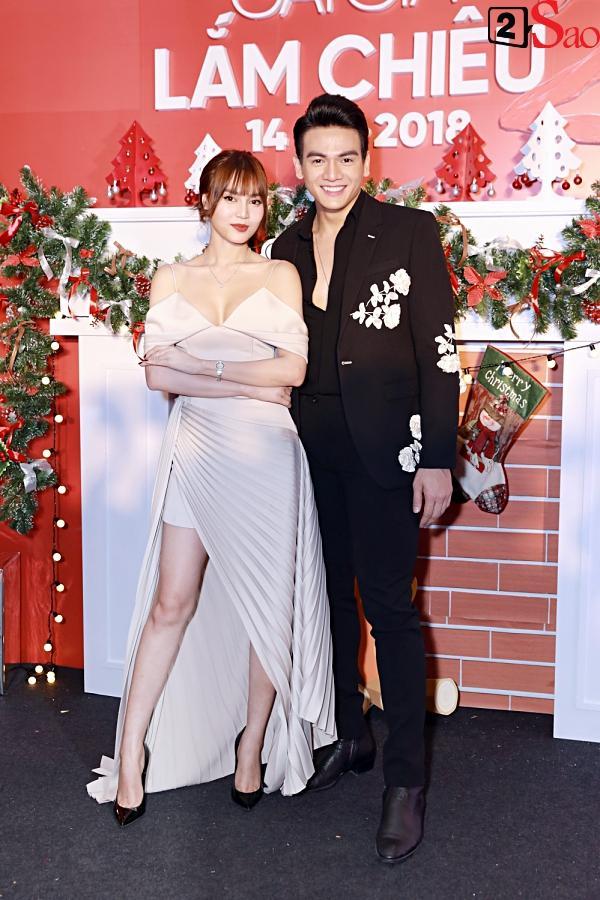Ninh Dương Lan Ngọc đóng phim cùng trai trẻ mà chỉ sợ bị... ở tù vì bạn diễn quá quyến rũ-4