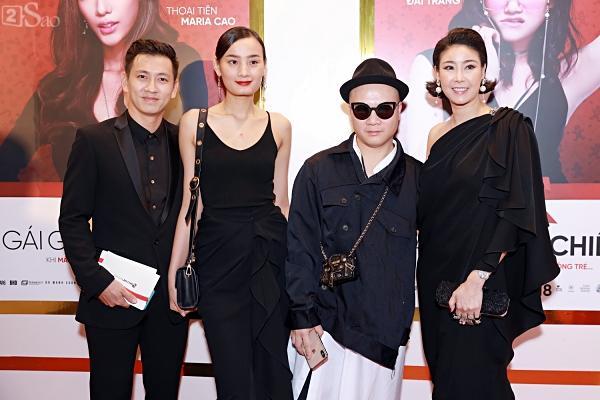 Ninh Dương Lan Ngọc đóng phim cùng trai trẻ mà chỉ sợ bị... ở tù vì bạn diễn quá quyến rũ-20