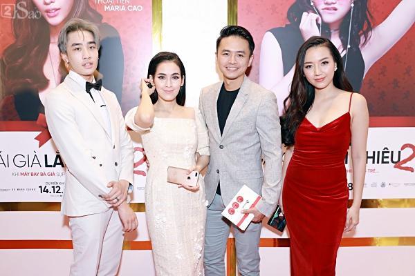 Ninh Dương Lan Ngọc đóng phim cùng trai trẻ mà chỉ sợ bị... ở tù vì bạn diễn quá quyến rũ-23