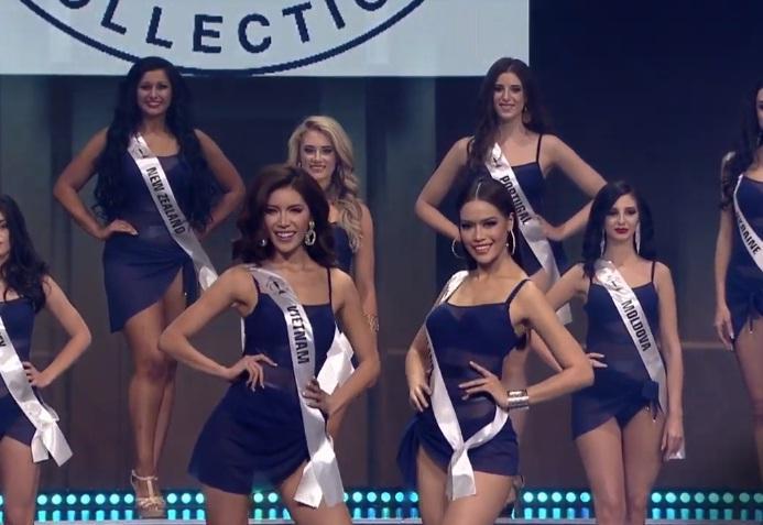 SHOCK: Minh Tú trượt top 5, người đẹp Puerto Rico bất ngờ đăng quang Hoa hậu Siêu quốc gia 2018-4