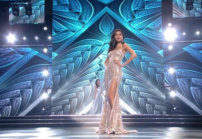 SHOCK: Minh Tú trượt top 5, người đẹp Puerto Rico bất ngờ đăng quang Hoa hậu Siêu quốc gia 2018-8