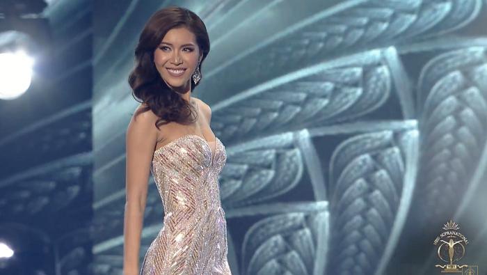 SHOCK: Minh Tú trượt top 5, người đẹp Puerto Rico bất ngờ đăng quang Hoa hậu Siêu quốc gia 2018-7