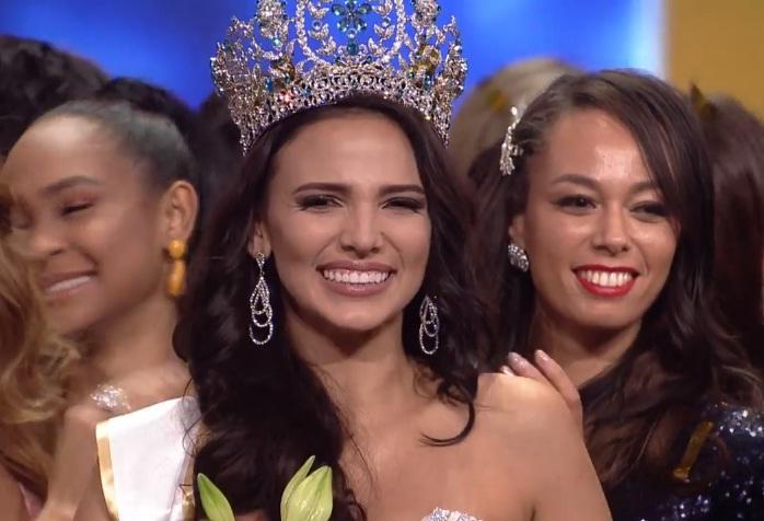 SHOCK: Minh Tú trượt top 5, người đẹp Puerto Rico bất ngờ đăng quang Hoa hậu Siêu quốc gia 2018-10