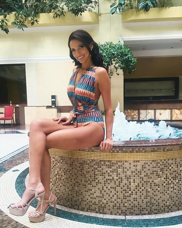 Nhan sắc nóng bỏng của mỹ nhân Puerto Rico đăng quang Miss Supranational 2018-2