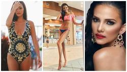 Nhan sắc nóng bỏng của mỹ nhân Puerto Rico đăng quang Miss Supranational 2018