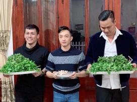 Sự thật 'ngã ngửa' về hình ảnh Cường Đô La bê tráp tới nhà Đàm Thu Trang xin cưới