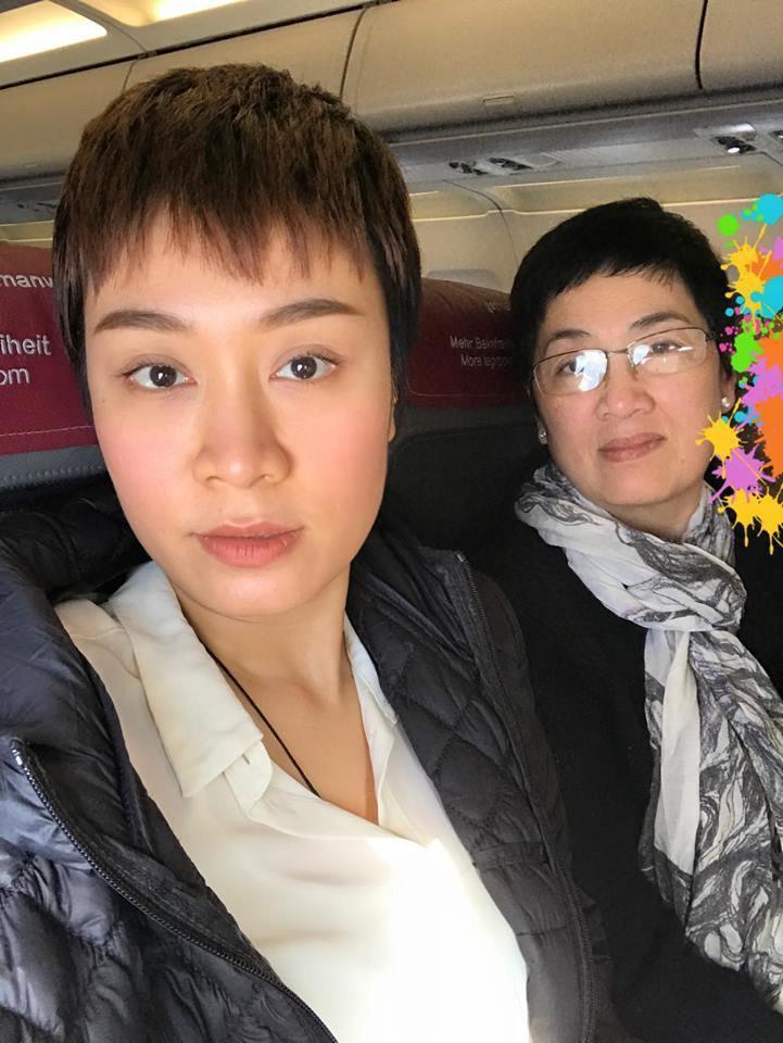 Minh Thư: Mẹ ruột chủ động hỏi tôi việc làm mẹ đơn thân-3