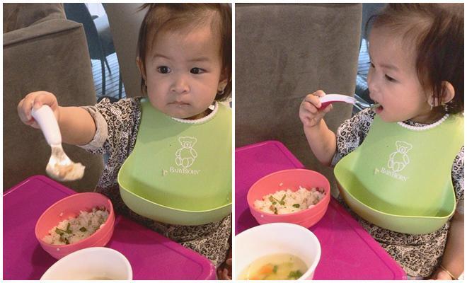 Ít khi khoe hình, nhiều người bất ngờ con gái ca sĩ Lam Trường mới 2 tuổi thôi mà đã có tướng mỹ nhân tương lai rồi-8