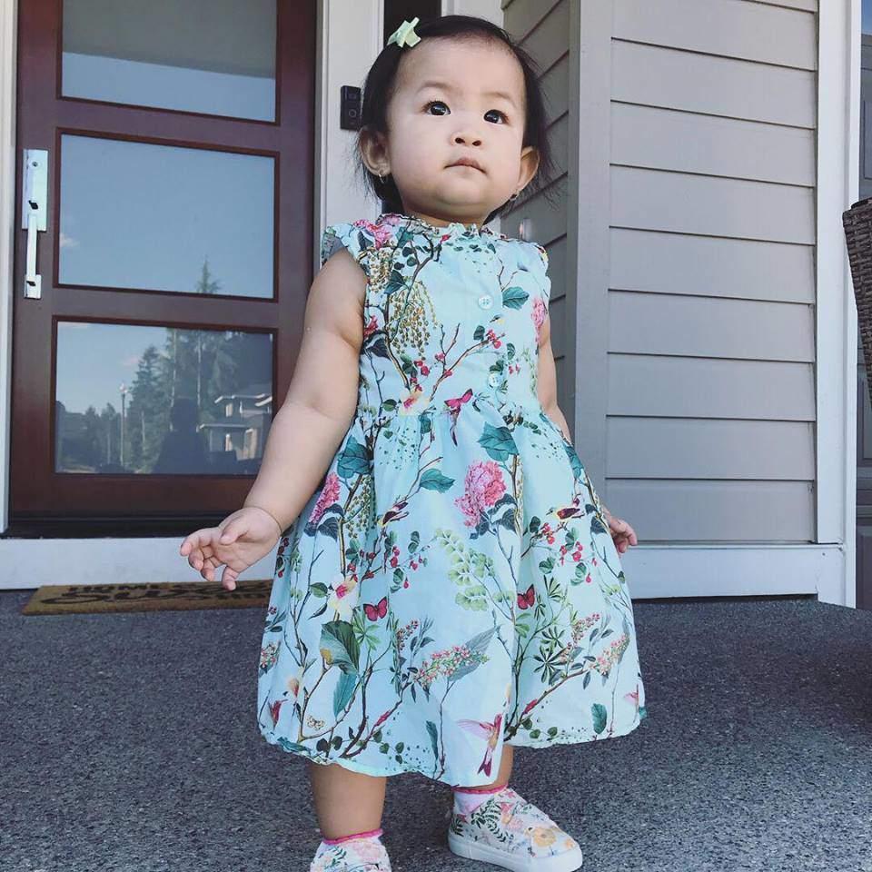 Ít khi khoe hình, nhiều người bất ngờ con gái ca sĩ Lam Trường mới 2 tuổi thôi mà đã có tướng mỹ nhân tương lai rồi-7