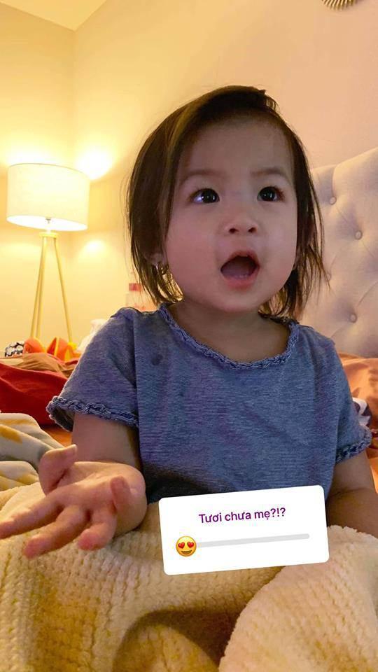 Ít khi khoe hình, nhiều người bất ngờ con gái ca sĩ Lam Trường mới 2 tuổi thôi mà đã có tướng mỹ nhân tương lai rồi-6