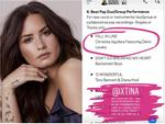Che tên Gaga - Cardi B khỏi đề cử Grammy để tự tôn vinh mình: Demi Lovato nhận 'cơn thịnh nộ' từ khán giả