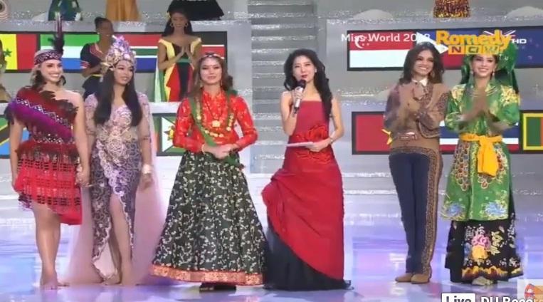 Tiểu Vy lọt top 5 Hoa hậu Nhân ái, tiến thẳng vào top 30 chung cuộc-1