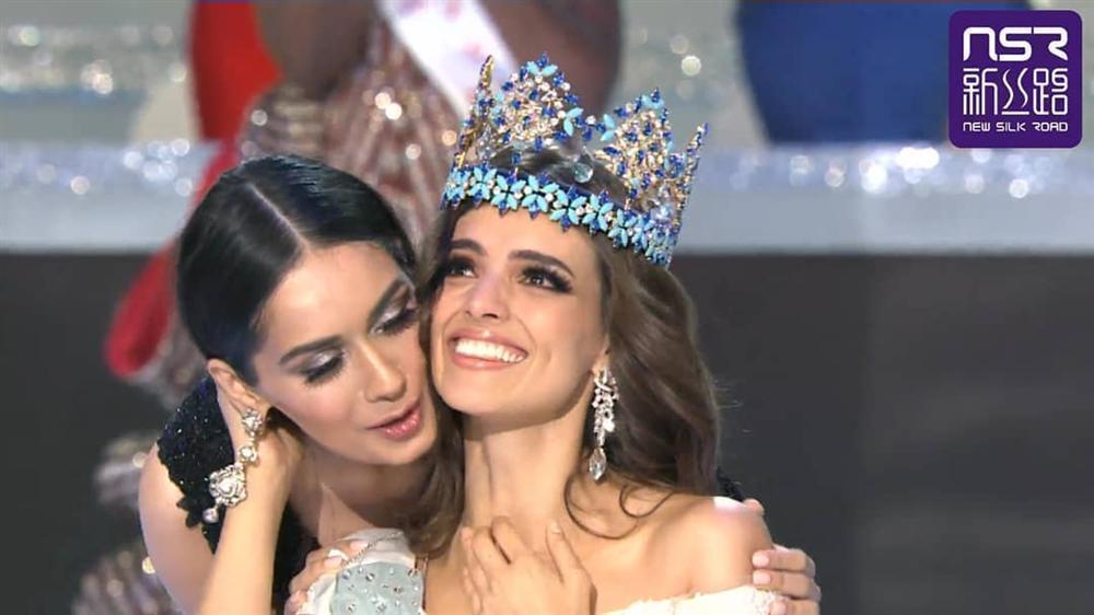 Mỹ nhân Mexico đăng quang Hoa hậu Thế giới 2018-1