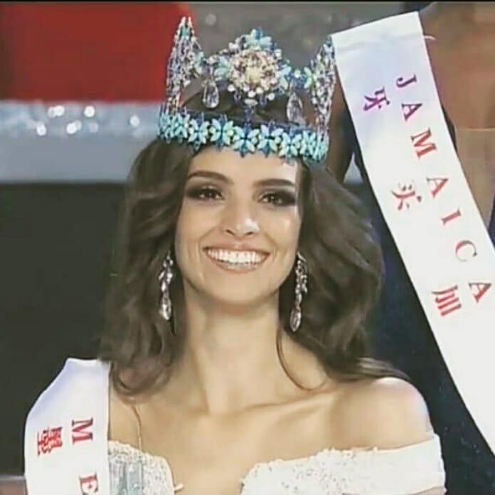 Mỹ nhân Mexico đăng quang Hoa hậu Thế giới 2018-3