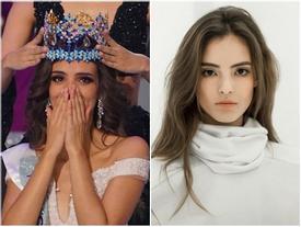 Nhan sắc 'nghiêng nước nghiêng thành' của người đẹp Mexico vừa đăng quang Hoa hậu Thế giới 2018