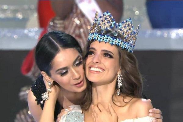 Nhan sắc nghiêng nước nghiêng thành của người đẹp Mexico vừa đăng quang Hoa hậu Thế giới 2018-2