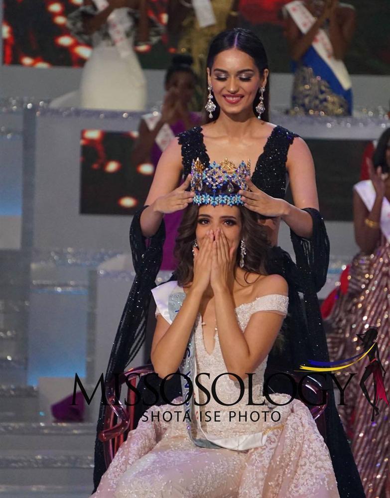 Nhan sắc nghiêng nước nghiêng thành của người đẹp Mexico vừa đăng quang Hoa hậu Thế giới 2018-1