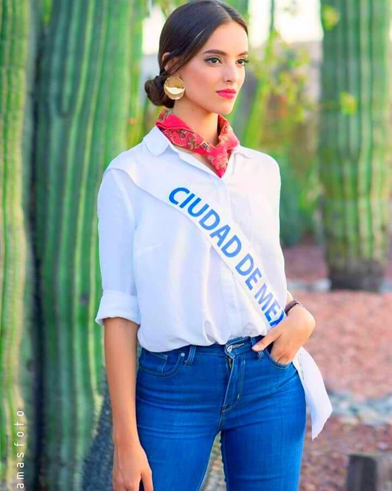 Nhan sắc nghiêng nước nghiêng thành của người đẹp Mexico vừa đăng quang Hoa hậu Thế giới 2018-9