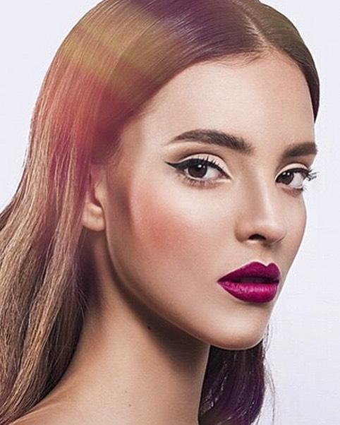 Nhan sắc nghiêng nước nghiêng thành của người đẹp Mexico vừa đăng quang Hoa hậu Thế giới 2018-11
