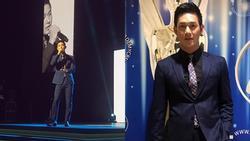 Song Luân hát nhạc phim 'Hậu duệ mặt trời' cực ngọt trên sân khấu Giải thưởng Hàn lâm sáng tạo châu Á 2018