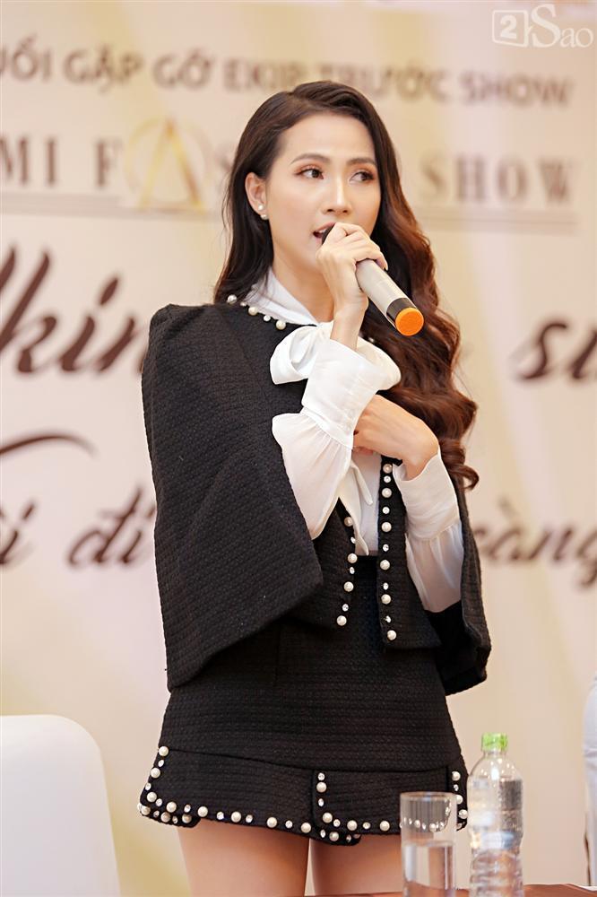 Phan Thị Mơ thừa nhận sụt cân không phanh sau khi thi Hoa hậu Đại sứ Du lịch Thế giới 2018-3