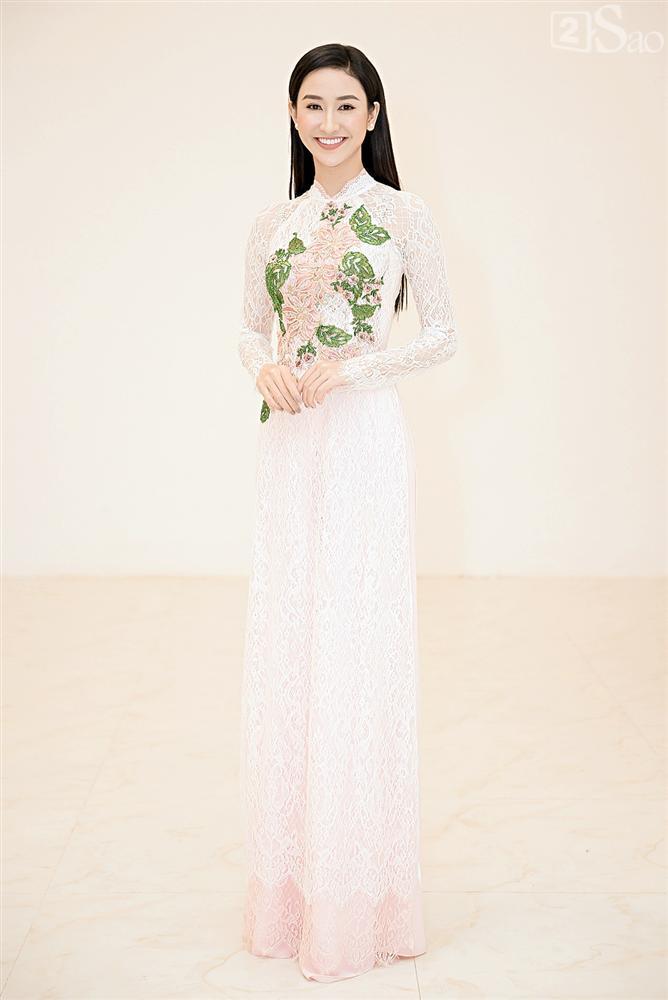 Phan Thị Mơ thừa nhận sụt cân không phanh sau khi thi Hoa hậu Đại sứ Du lịch Thế giới 2018-4