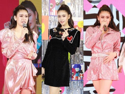 'Chịu chơi' như Trương Quỳnh Anh: thay 3 bộ váy liên tục, đặt hàng ca khúc riêng về bản thân