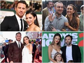 Những chuyện tình tan rã của các cặp sao Hollywood trong năm 2018