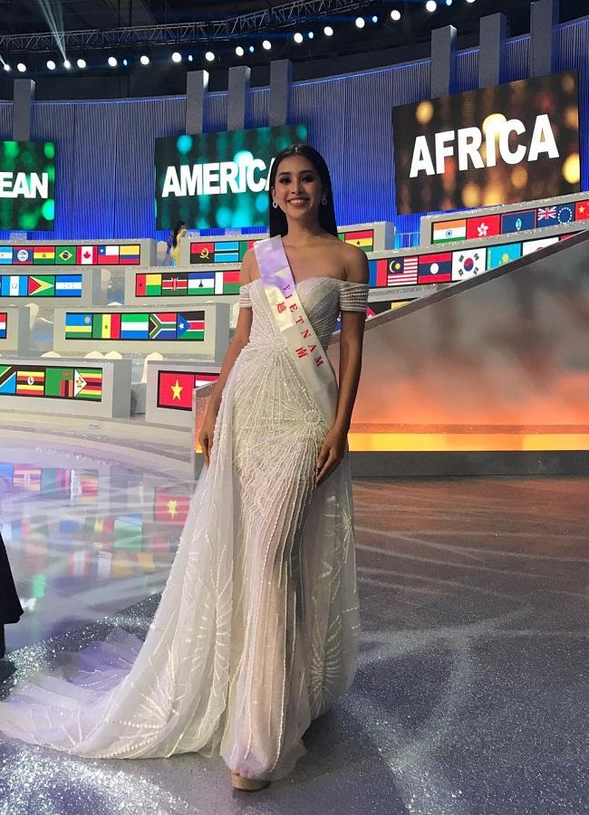 Tiểu Vy lọt top 30: Lời nguyền Hoa hậu Việt Nam không bao giờ thi trượt Miss World còn nguyên giá trị-1