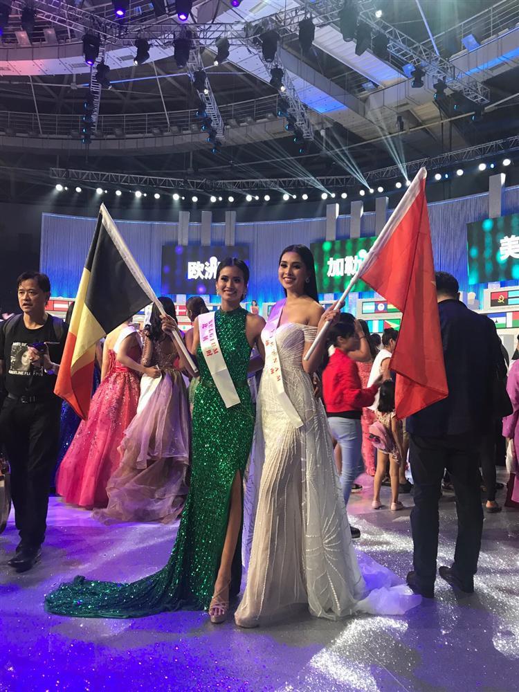 Tiểu Vy lọt top 30: Lời nguyền Hoa hậu Việt Nam không bao giờ thi trượt Miss World còn nguyên giá trị-8