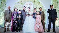 Huy Cung rạng rỡ trong đám cưới, làm Vlog ấn tượng dành tặng vợ
