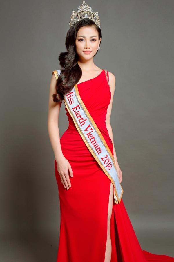 SHOCK: Hoa hậu Trái Đất 2018 Phương Khánh bị người định hướng tiết lộ vô ơn, đoạt giải nhờ nghệ thuật ẩn dụ bằng tiền-2