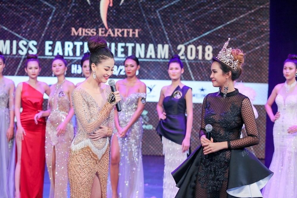 SHOCK: Hoa hậu Trái Đất 2018 Phương Khánh bị người định hướng tiết lộ vô ơn, đoạt giải nhờ nghệ thuật ẩn dụ bằng tiền-3
