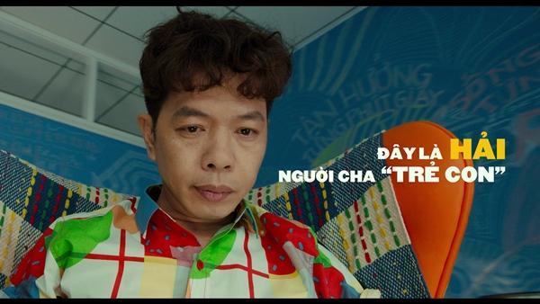 Thái Hòa câm nín khi bị Kaity Nguyễn mắng thẳng mặt trong Hồn Papa Da Con Gái-1