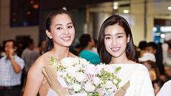 Niềm vui ngày trở về của Hoa hậu Tiểu Vy sau thành tích top 30 Miss World 2018 vỡ òa trong vòng tay người thân