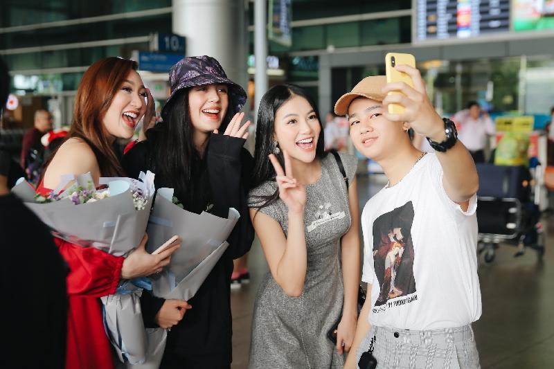 Từ chối mời người có ơn cũ, Hoa hậu Trái Đất Phương Khánh vẫn rộng rãi chào đón các mỹ nhân về dự tiệc tối mai-2