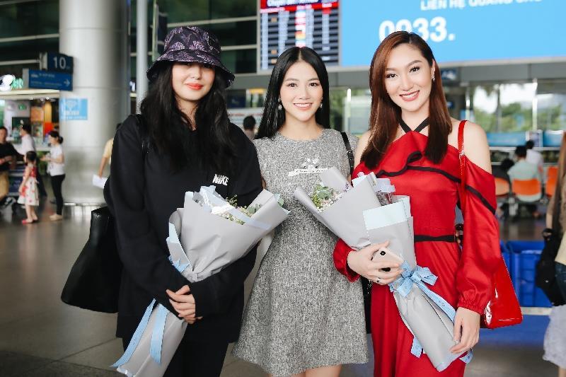 Từ chối mời người có ơn cũ, Hoa hậu Trái Đất Phương Khánh vẫn rộng rãi chào đón các mỹ nhân về dự tiệc tối mai-3