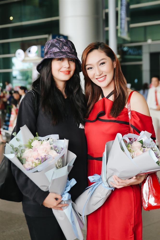 Từ chối mời người có ơn cũ, Hoa hậu Trái Đất Phương Khánh vẫn rộng rãi chào đón các mỹ nhân về dự tiệc tối mai-4