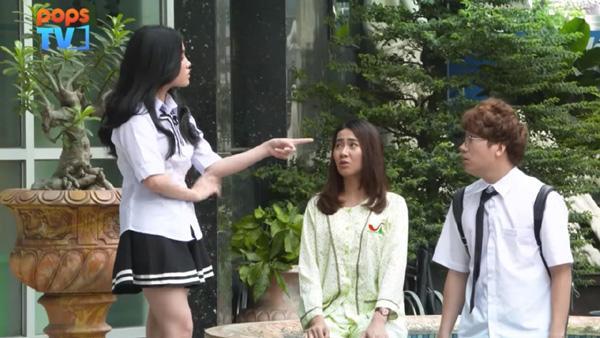 Live-action Bad Luck 'đốn tim' fan với 2 cặp đôi chính cực yêu-1