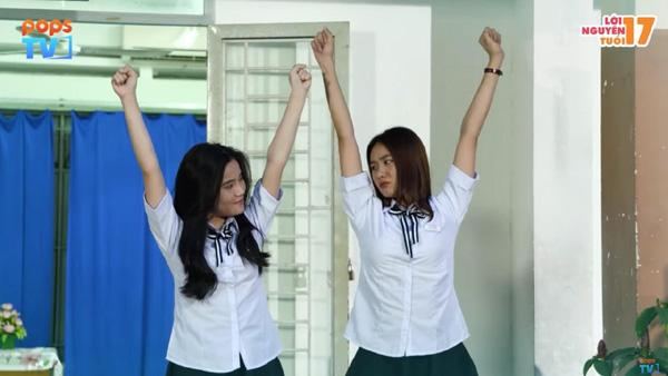 Live-action Bad Luck 'đốn tim' fan với 2 cặp đôi chính cực yêu-2