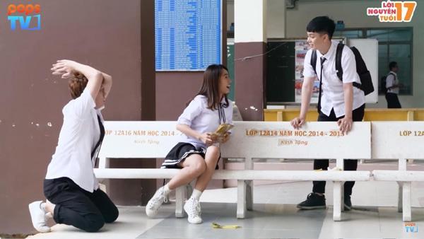 Live-action Bad Luck 'đốn tim' fan với 2 cặp đôi chính cực yêu-3