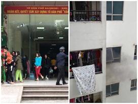Cháy căn hộ ở tầng 31 chung cư Linh Đàm: Phát hiện thi thể 1 phụ nữ