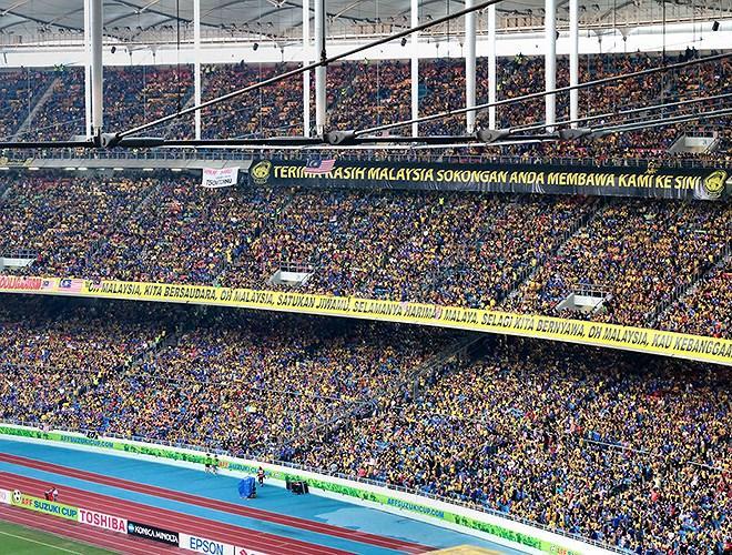 Những điều kinh khủng chưa biết về thánh địa Bukit Jalil - Malaysia, nơi diễn ra trận chung kết lượt đi AFF Cup 2018-2