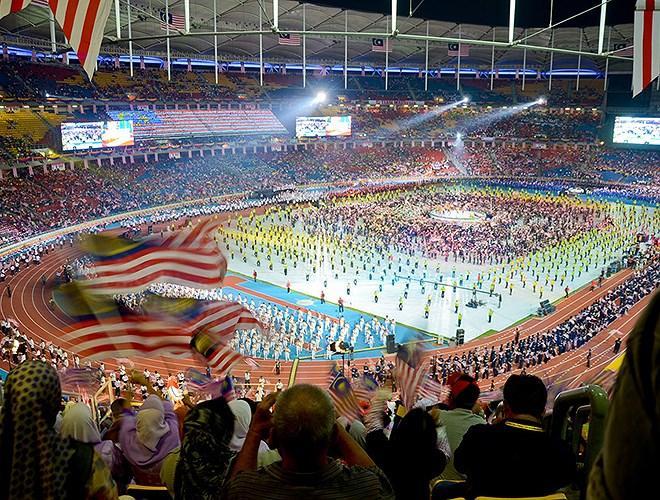 Những điều kinh khủng chưa biết về thánh địa Bukit Jalil - Malaysia, nơi diễn ra trận chung kết lượt đi AFF Cup 2018-4