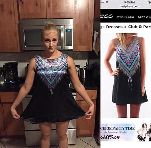 Mua váy sexy mừng Giáng sinh, mẹ hai con vỡ mộng hoàn toàn-6